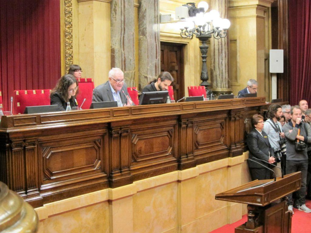 El ibicenco Josep Costa (JuntsxCat) será vicepresidente primero del Parlament y Espejo-Saavedra (Cs) segundo