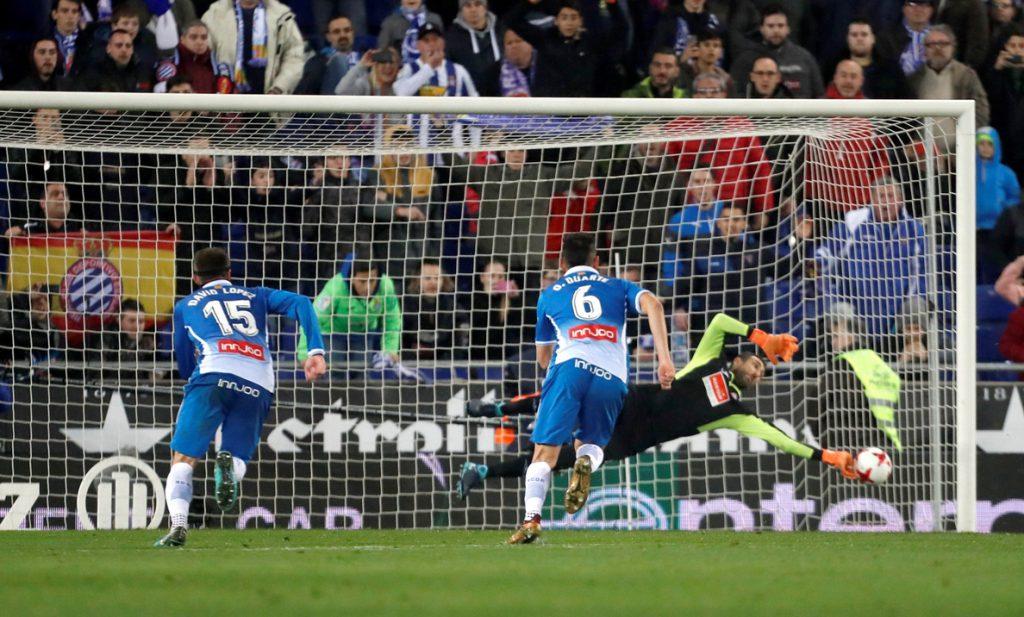 1-0. Melendo sentencia al Barça en el minuto 89