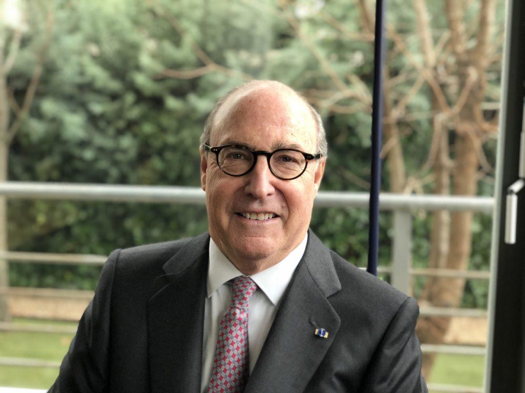 John de Zulueta, propuesto como próximo presidente del Círculo de Empresarios en sustitución de Vega de Seoane