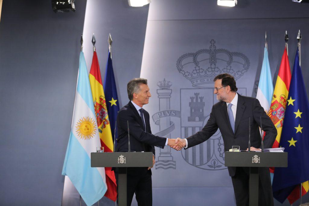 La prensa argentina anuncia un viaje de Rajoy a Buenos Aires en abril