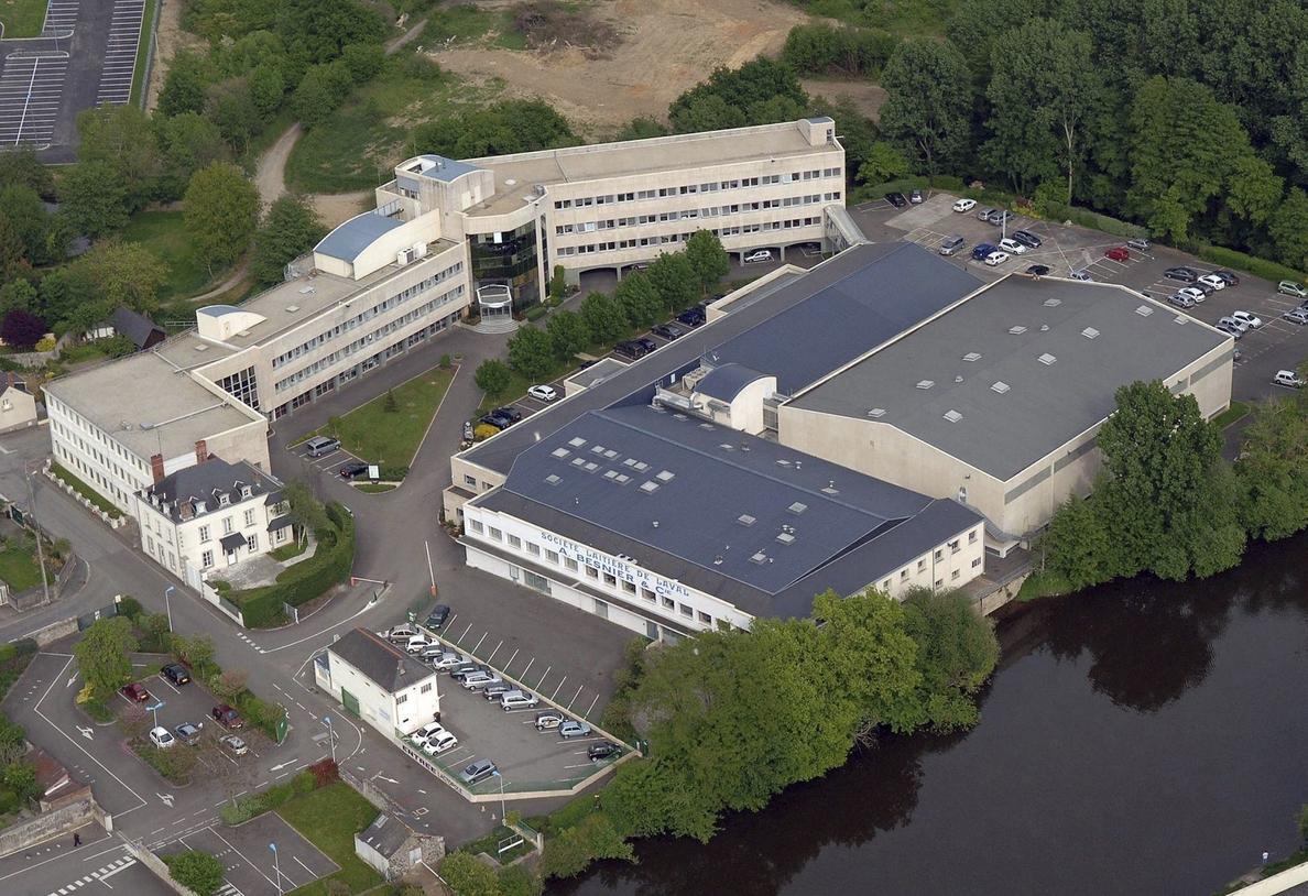 La justicia registra la sede de Lactalis y la planta del brote de salmonela