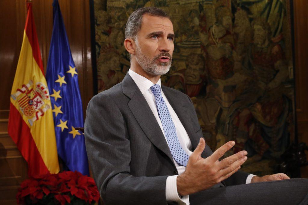 El Rey y Dastis parten mañana hacia Davos, donde Felipe VI hablará sobre «España y Europa: presente y futuro»