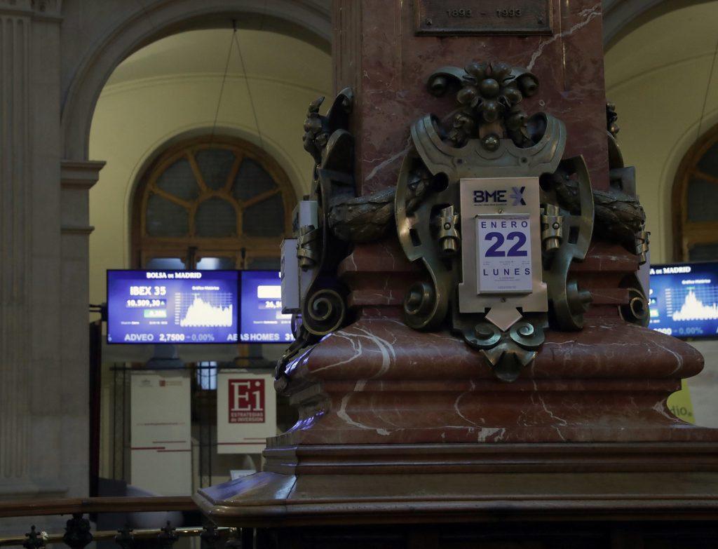 Los fondos bajistas se repliegan de Bankinter y Sabadell al mínimo histórico