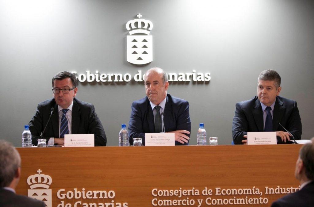 Redexis Gas firma préstamo de 125 millones con el BEI para desarrollar infraestructuras gasistas en Canarias