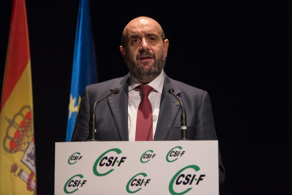CSIF convocará movilizaciones por la oferta «insuficiente» de Hacienda sobre subida salarial de funcionarios