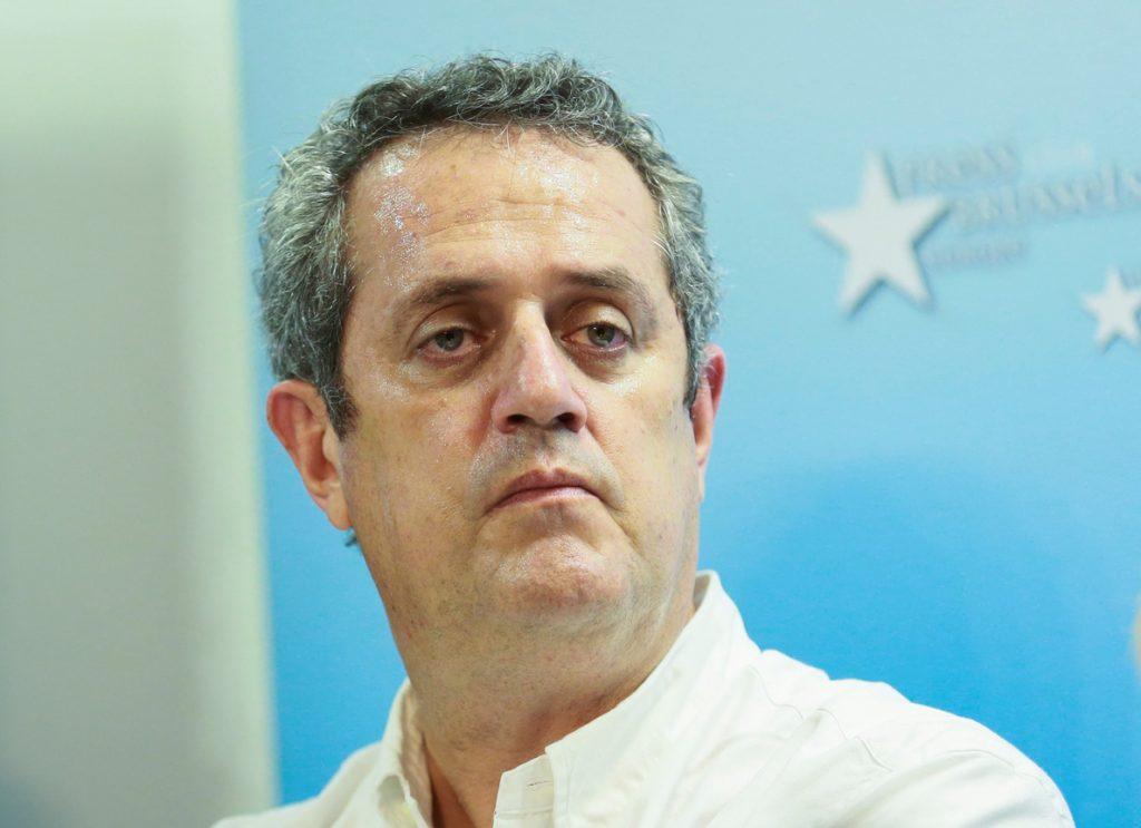 Joaquim Forn renuncia a su acta de diputado