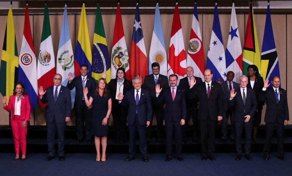 El Grupo de Lima sube el tono y rechaza la convocatoria de las elecciones en Venezuela