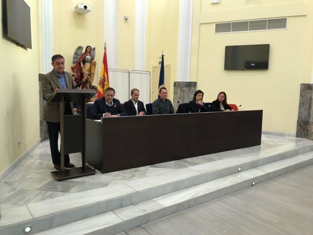 Portavoces de Interior cruzan reproches sobre Jusapol y el apoyo al presupuesto que inicie la equiparación policial