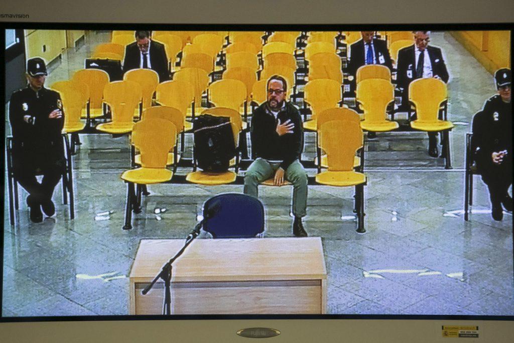 Se reanuda el juicio de Gürtel tras las acusaciones directas a Camps
