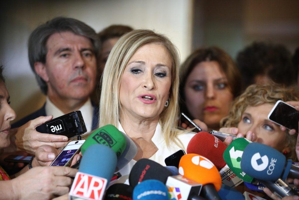 Activada la comparecencia de Cifuentes sobre Lezo el 2 de febrero a expensas del informe jurídico pedido por el PP
