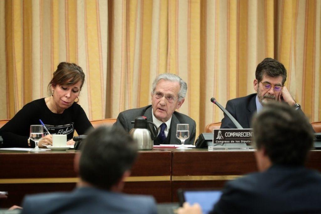 El exministro Arias Salgado desaconseja la reforma constitucional y aboga por cerrar el reparto competencial