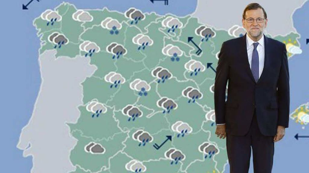 «Va a llover» y otros grandes momentos radiofónicos de Rajoy