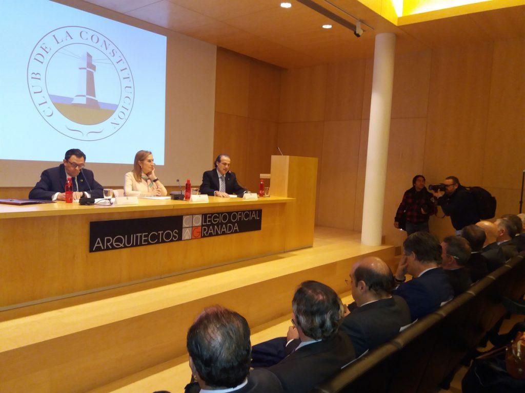 Ana Pastor pide no usar las instituciones «en beneficio partidista» ante la candidatura de Puigdemont a la Generalitat