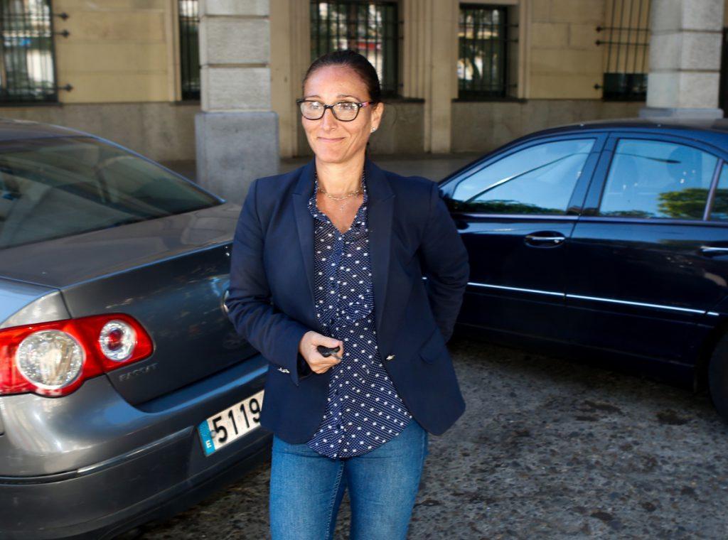 La juez Núñez insiste en que la teoría del PP-A sobre la «trama política» en los cursos de formación está «desechada»