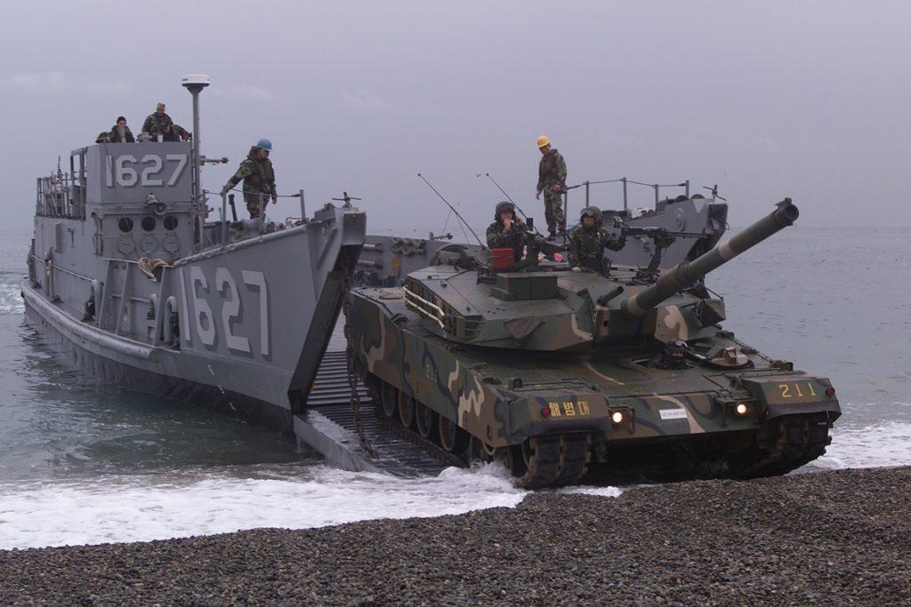 Seúl y Washington reanudarán sus ejercicios militares conjuntos al término de los JJOO