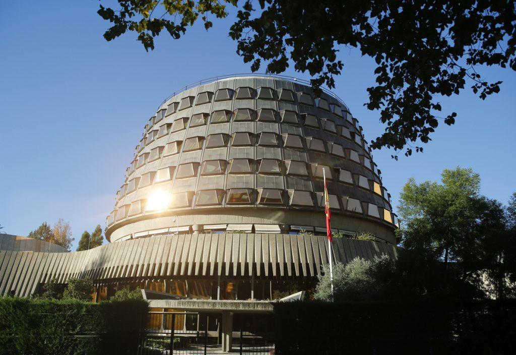 El TC estudia mañana el recurso del Gobierno contra la investidura de Puigdemont