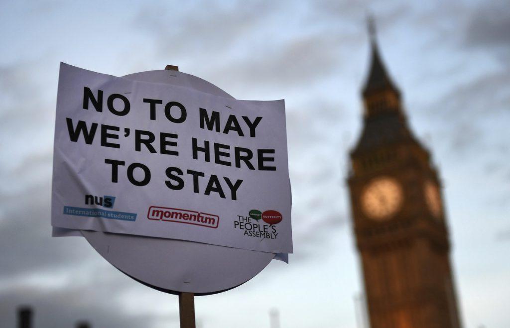 El 47 % de los británicos quiere otro referéndum del «brexit», según encuesta