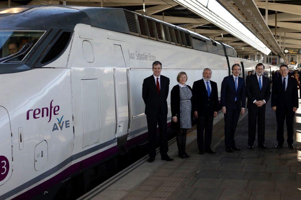 El AVE Madrid-Castellón cierra su primera semana con 10.000 billetes vendidos y 1.850 viajeros