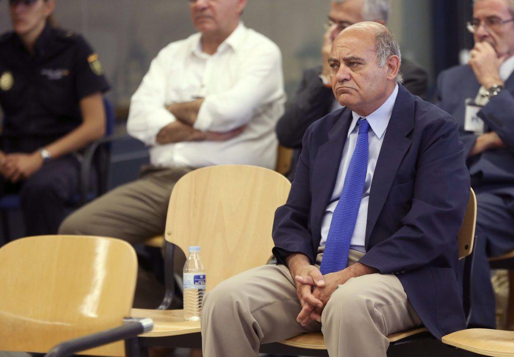 La Audiencia Nacional adelanta la excarcelación de Díaz Ferrán