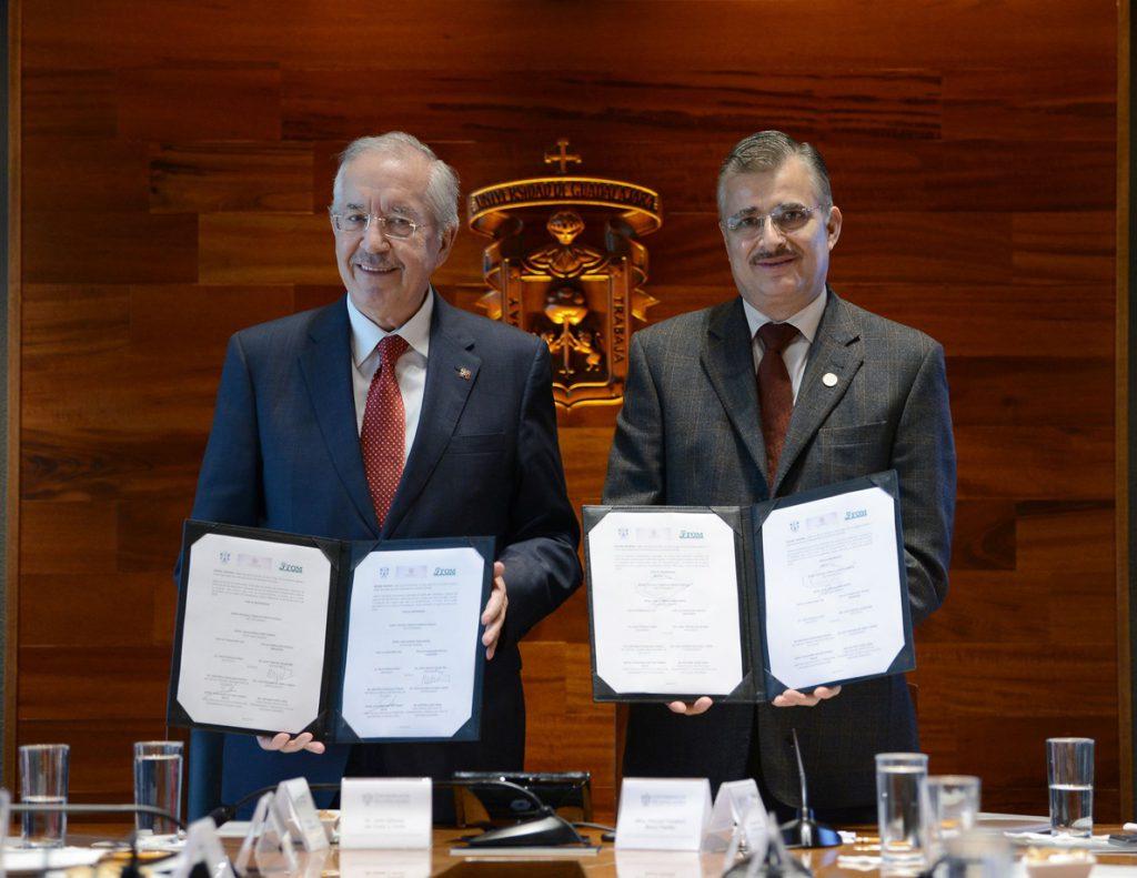 La Fundación Ortega-Marañón y la Universidad de Guadalajara crean una cátedra en México