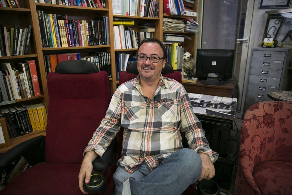 «El autor», de Martín Cuenca, triunfadora en los Premios del Cine Andaluz