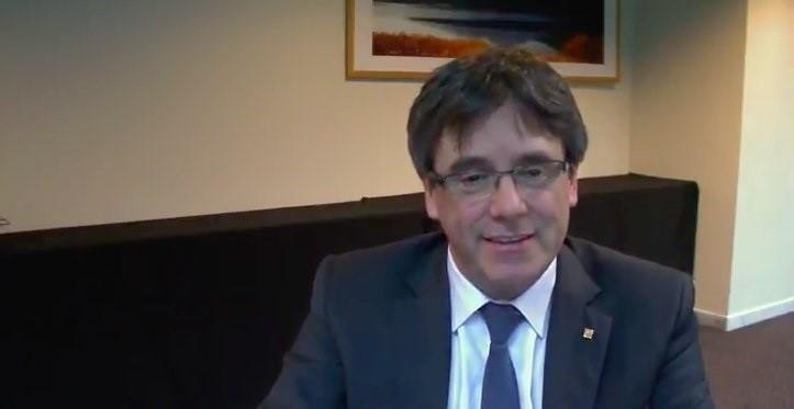 Puigdemont: «Hasta el TC ha rechazado el fraude de ley que pretendía la Moncloa»