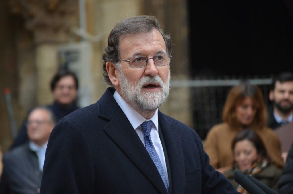 Rajoy, tras la decisión del TC: «Todos los demócratas tenemos la obligación de respetar las decisiones de los tribunales