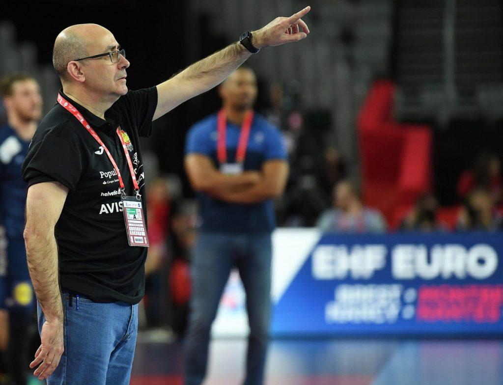 Ribera: «Nadie nos ha regalado nada y ahora toca disfrutar y tratar de ganar»