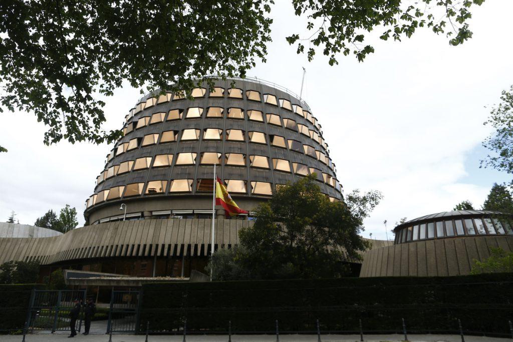 El TC hace un receso y seguirá debatiendo a partir de las 16.00 horas sobre la candidatura de Puigdemont