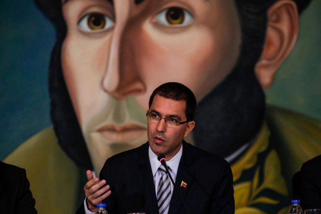 Venezuela rechaza las declaraciones de Macron y las considera un «acto hostil»