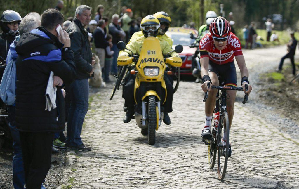 El belga Wallays firma la sexta etapa, Nájar a un paso del triunfo final