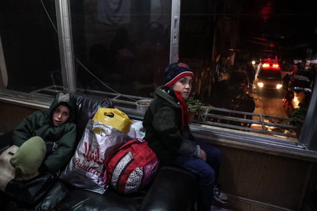 Las fuerzas de Damasco controlan casi el 57 % de Siria y el EI un 3,7 %