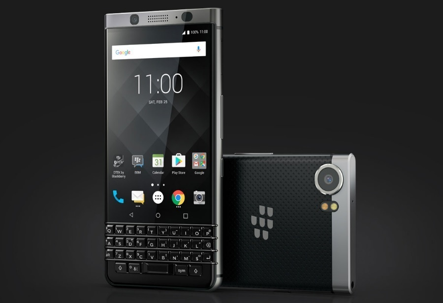 BlackBerry KEYone, un BB Android con teclado físico para los nostálgicos de la marca y los profesionales