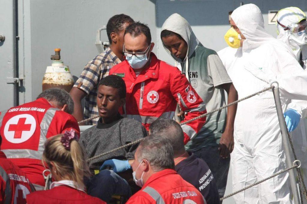 Hallados con vida siete supervivientes de un naufragio en el Pacífico tras una semana