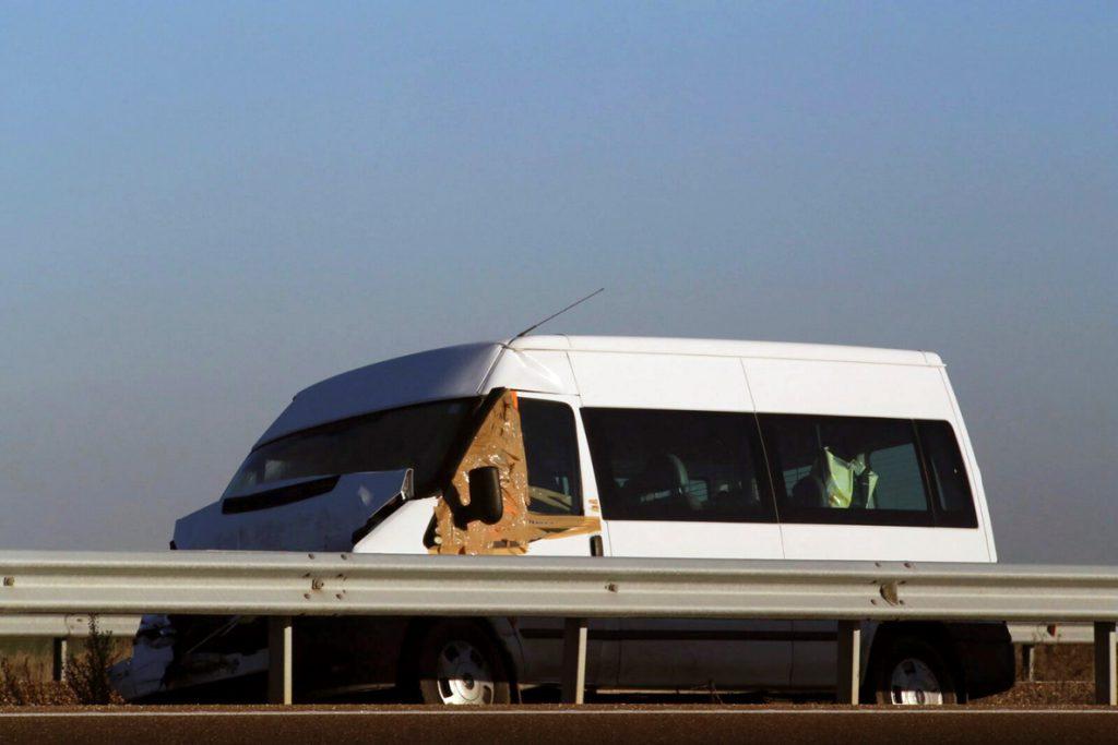 Doce personas fallecen en los diez accidentes ocurridos el fin de semana