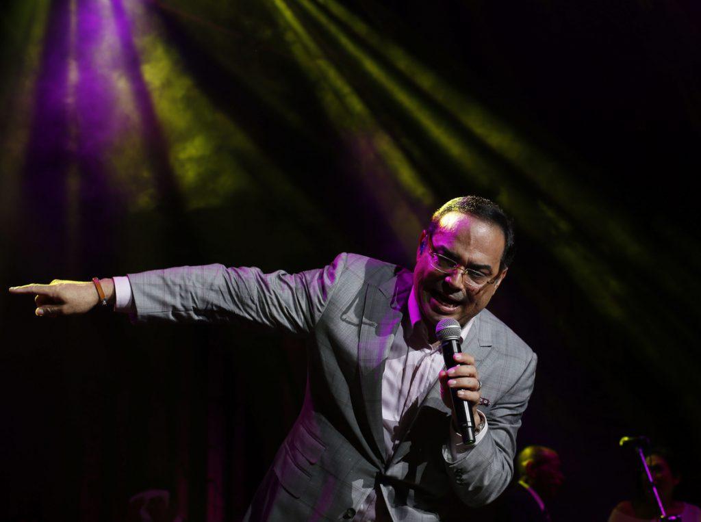 Gilberto Santa Rosa: «La música no debe ser un artículo desechable»