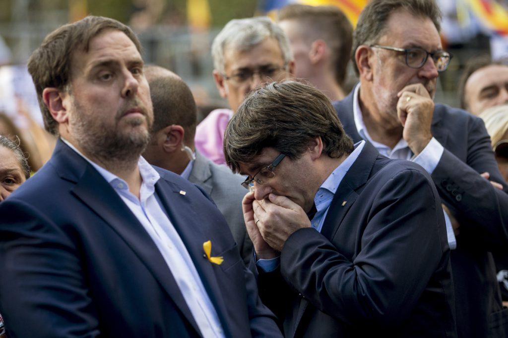 Oriol Junqueras reivindica la creación de empleo en Cataluña en comparación con Madrid