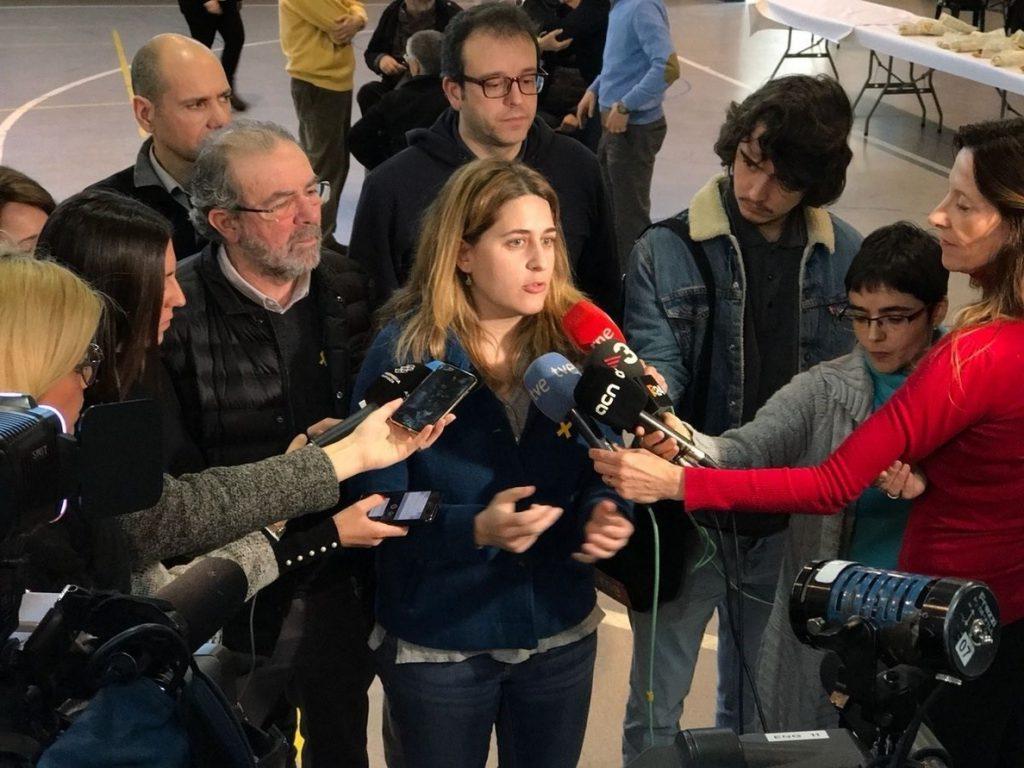 Pascal defiende que Puigdemont puede ser investido porque pudo presentarse a las elecciones
