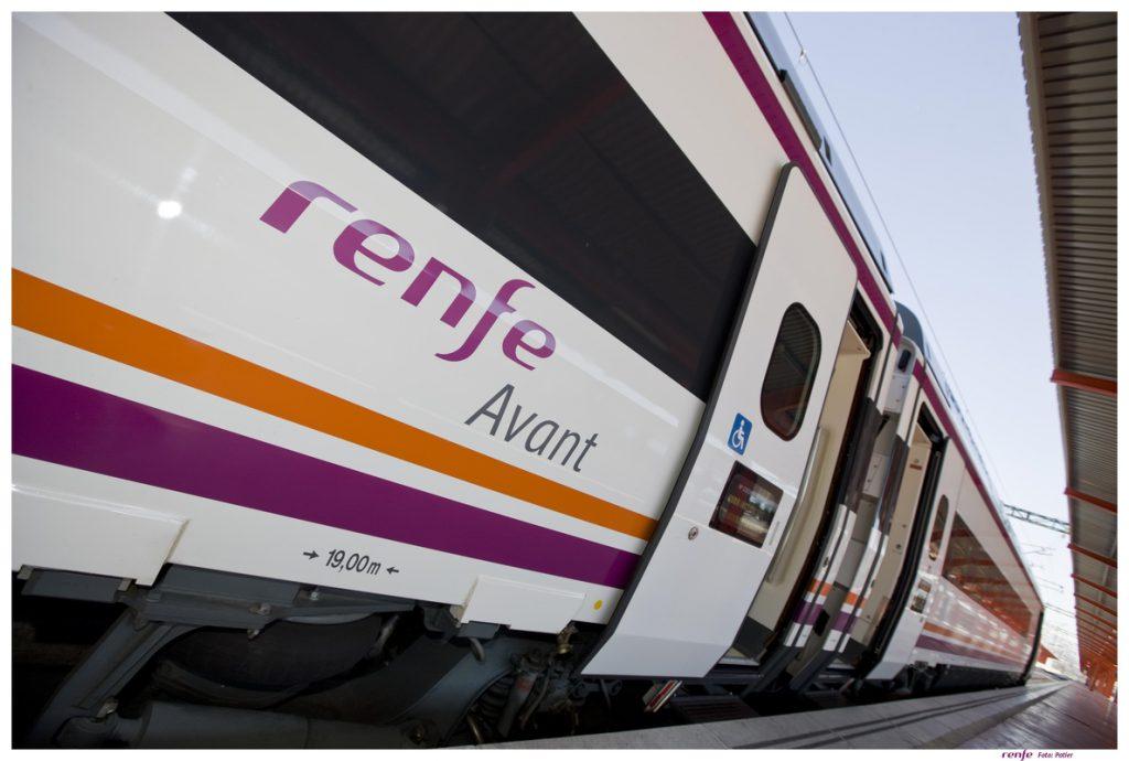 Renfe presenta un plan de bajas voluntarias para 805 trabajadores
