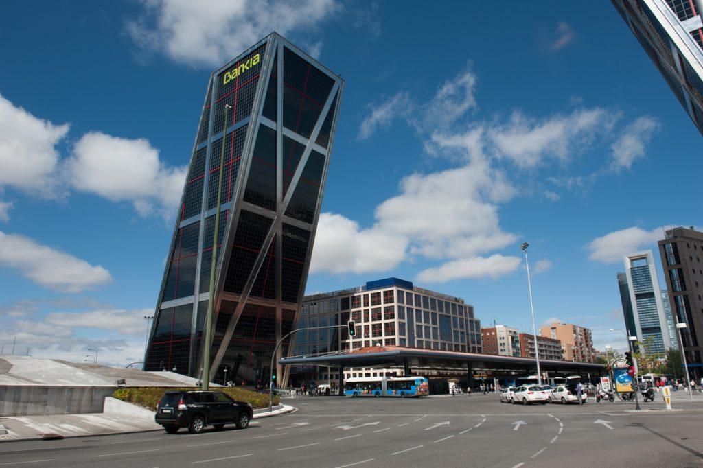 Bankia pierde un 4,31% en Bolsa tras la presentación de resultados