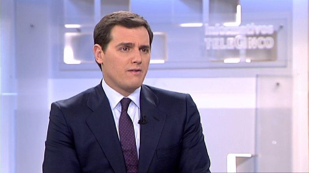 Ciudadanos quiere reunirse con PP, PSOE y Podemos en las próximas semanas para hablar de la reforma de la ley electoral