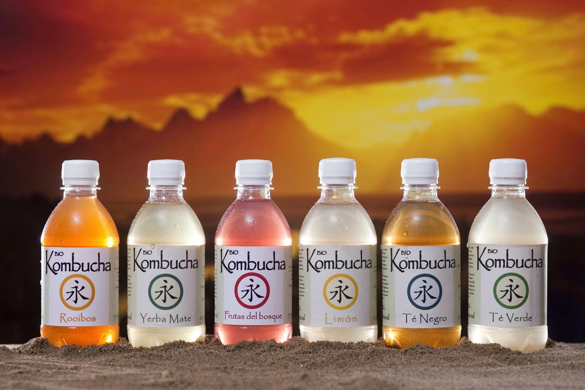 Qué es la kombucha, la bebida saludable de moda que avala la Ciencia