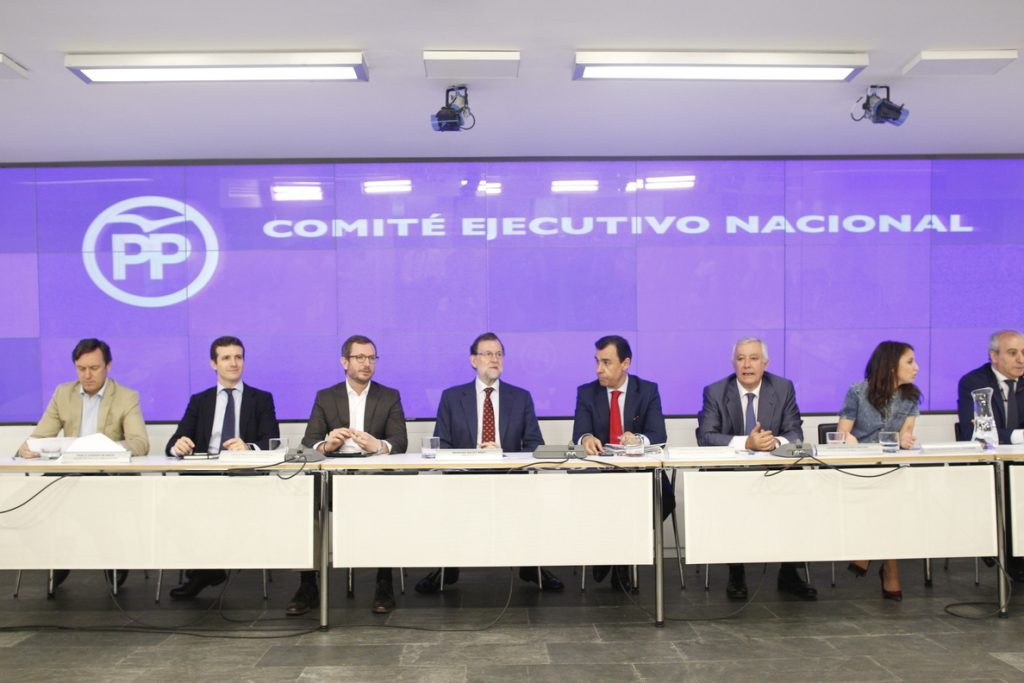 El PP celebrará su Convención Nacional del 6 al 8 de abril en Sevilla