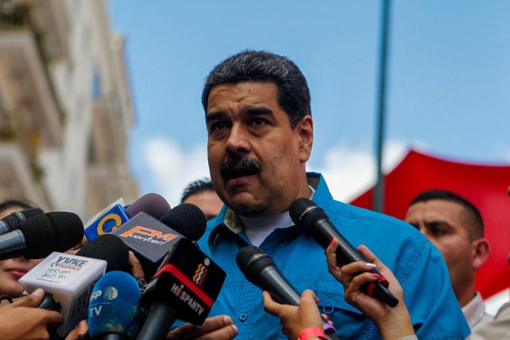 Maduro anuncia la preventa de la criptomoneda petro para el 20 de febrero