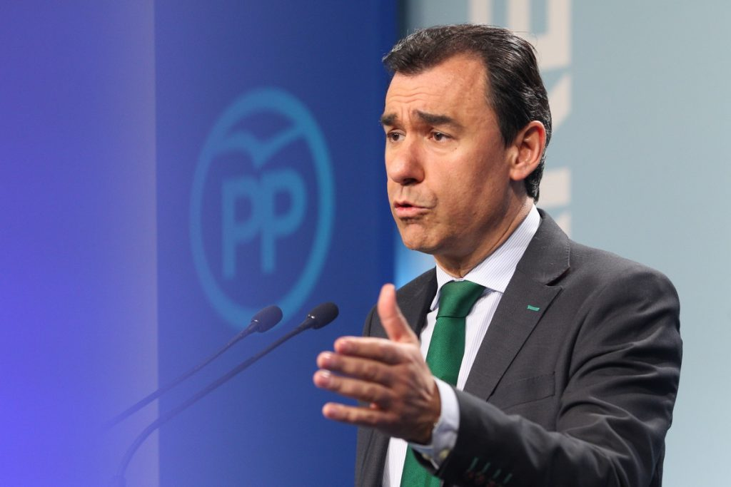Maillo: «¿Hasta cuándo Arrimadas va a estar escondida? Es el momento de presentar su candidatura»