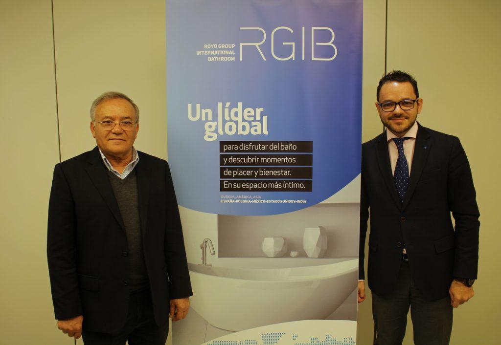 Royo Group se alía con HIG para consolidarse como el primer grupo europeo del mueble de baño en 2020
