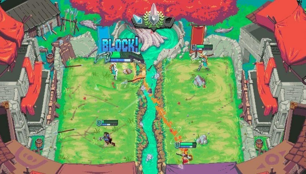 Strikers Edge, el juego que mezcla el género de fantasía con el balón prisionero, llega a PlayStation 4
