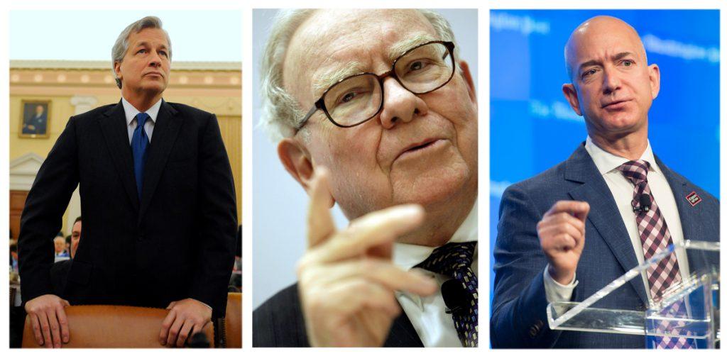 Tres importantes firmas de EE.UU. desafían el esquema de seguros de salud