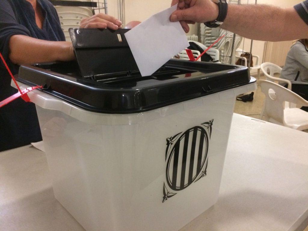 El juzgado de Barcelona que investiga el 1-O cita a declarar a cinco investigados en domingo, 4 trabajan para el CTTI
