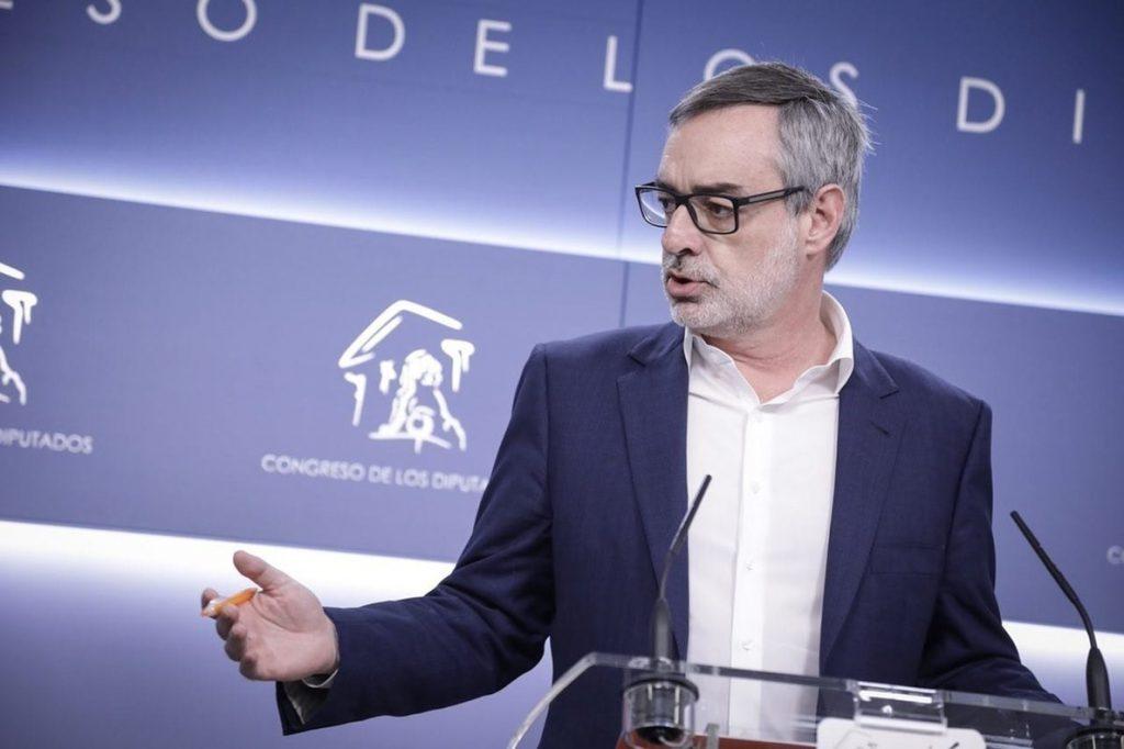 Ciudadanos espera reunirse con Podemos para impulsar reforma electoral, pese a las reservas de PP y PSOE